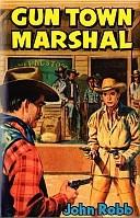 Okładka książki Gun Town Marshal