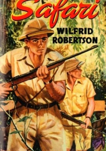 Okładka książki Safari