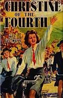 Okładka książki Christine of the Fourth