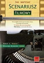 Okładka książki Jak napisać scenariusz filmowy