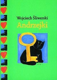 Okładka książki Andrzejki