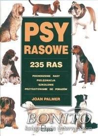 Okładka książki Psy rasowe