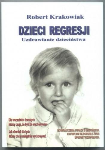 Okładka książki Dzieci regresji