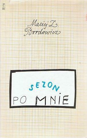 Okładka książki Sezon po mnie