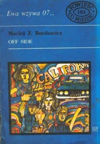 Okładka książki Off side