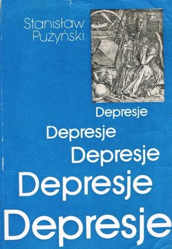 Okładka książki Depresje