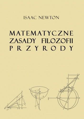 Okładka książki Matematyczne zasady filozofii przyrody