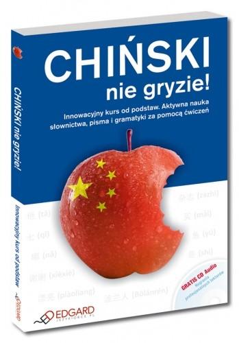 Okładka książki Chiński nie gryzie
