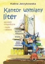 Okładka książki Kantor wymiany liter