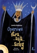 Okładka książki Operowe straaachy