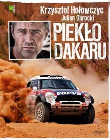 Okładka książki Piekło Dakaru