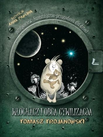 Okładka książki Włochacz i obca cywilizacja