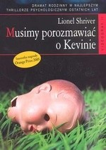 Okładka książki Musimy porozmawiać o Kevinie
