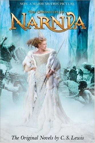Okładka książki The Chronicles of Narnia
