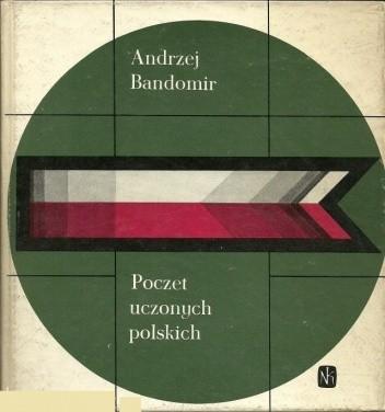 Okładka książki Poczet uczonych polskich