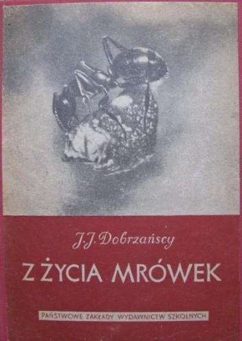 Okładka książki Z życia mrówek