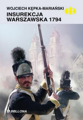 Okładka książki Insurekcja warszawska 1794