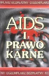 Okładka książki AIDS i prawo karne