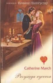 Okładka książki Przysięga rycerza