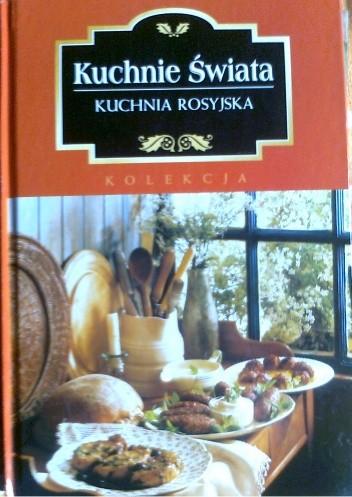 Okładka książki Kuchnia rosyjska