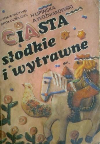 Okładka książki Ciasta słodkie i wytrawne