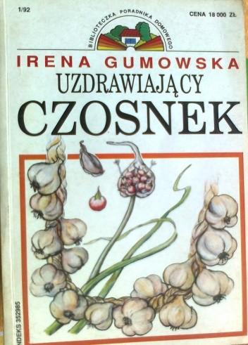Okładka książki Uzdrawiający czosnek