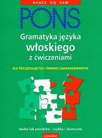 Okładka książki Gramatyka języka włoskiego z ćwiczeniami