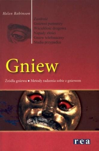 Okładka książki Gniew