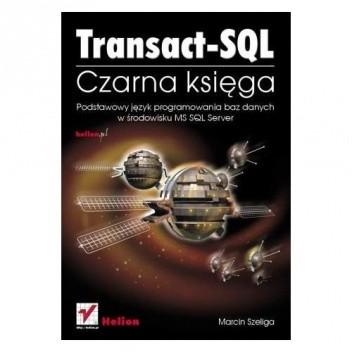 Okładka książki Transact-SQL. Czarna księga