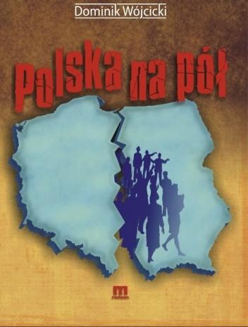 Okładka książki Polska na pół
