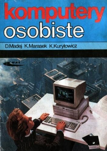 Okładka książki Komputery osobiste
