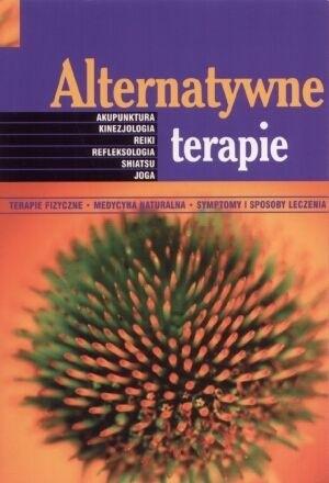 Okładka książki Alternatywne terapie