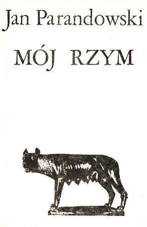 Okładka książki Mój Rzym