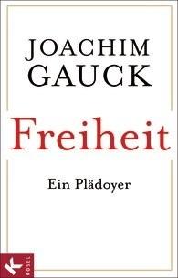 Okładka książki Freiheit. Ein Plädoyer