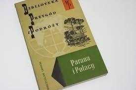 Okładka książki Parana i Polacy