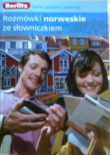 Okładka książki Rozmówki norweskie ze słowniczkiem