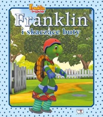 Okładka książki Franklin i skaczące buty