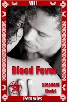 Okładka książki Blood Fever