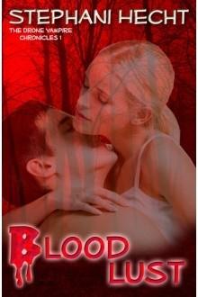 Okładka książki Blood Lust