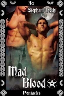 Okładka książki Mad Blood