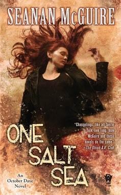 Okładka książki One Salt Sea