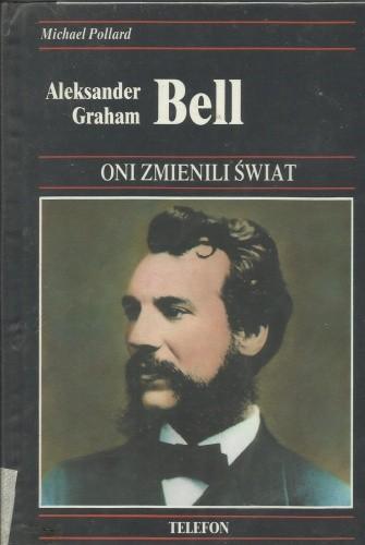 Okładka książki Aleksander Graham Bell
