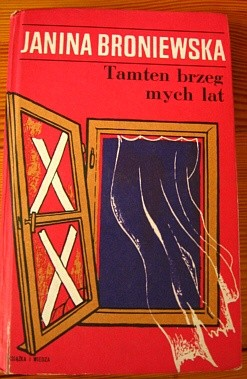 Okładka książki Tamten brzeg mych lat
