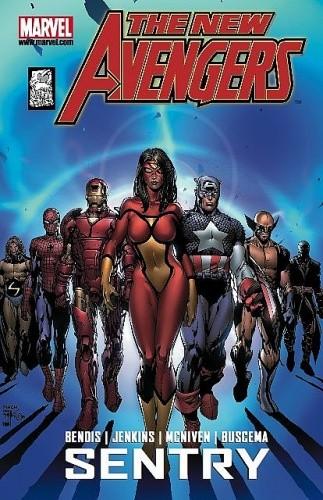 Okładka książki New Avengers tom 2: Sentry