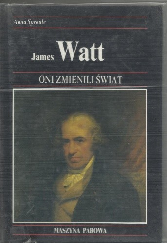 Okładka książki James Watt