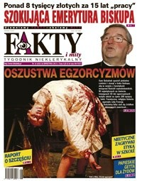 Okładka książki Fakty i Mity, nr 16 (633)/2012