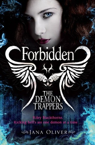 Okładka książki Forbidden