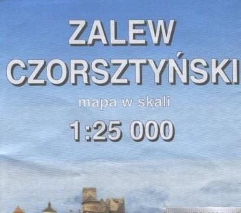 Okładka książki Zalew Czorsztyński