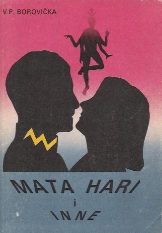 Okładka książki Mata Hari i inne