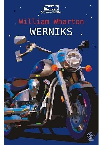 Okładka książki Werniks